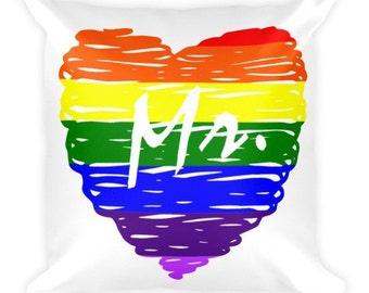 Mr. Pride Pillow