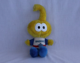 Cute 1983 Yellow All-Star Snork