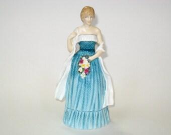 Royal Doulton Lady Diana Spencer 1981 Limited Edition HN 2885 RARE Princess Di Figurine