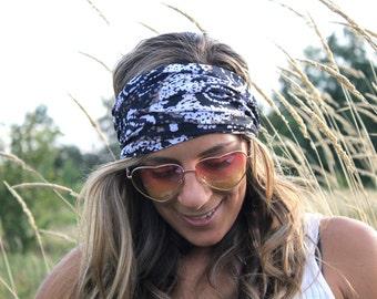 Buy 2 get 1 FREE! Au Naturals Yoga Headbands, Workout Headband, Best selling item, Running ...