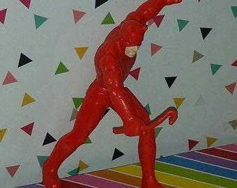 Vintage 1990s Marvel Comics Applause PVC Daredevil Figure