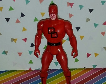 Vintage 1980s Mattel Secret Wars Daredevil Figure
