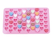 enw Heart Silicone Cake Mold Pastry Decorating Tool Chocolate Cookies Molds Baking Tools For
