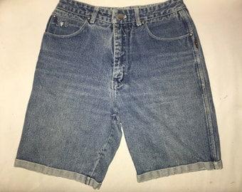 Sergio Valente Denim Shorts