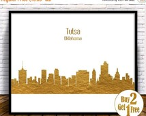 Popular items for tulsa home decor on etsy for Home decor tulsa