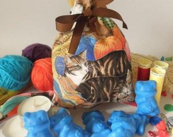 Soy Wax Melts - Craft Kittens