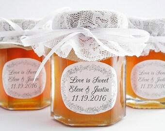Honey wedding favor Etsy