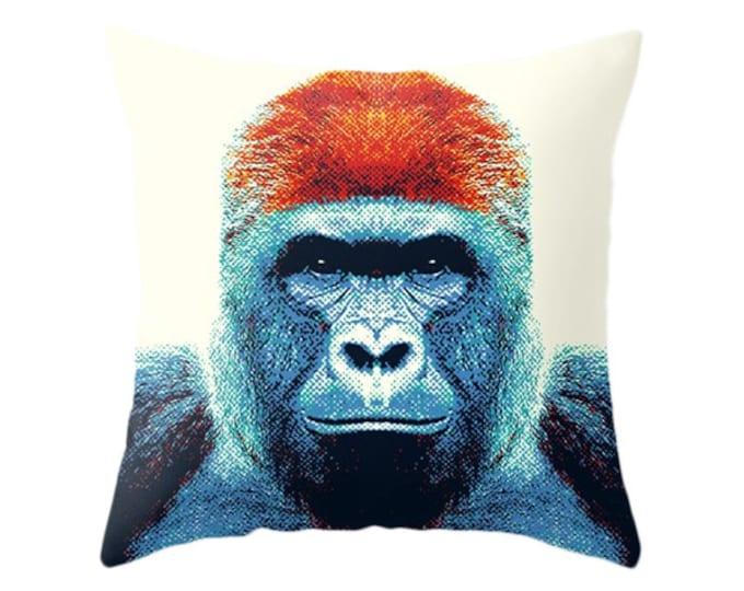 Gorilla Pillow - Colorful Animals
