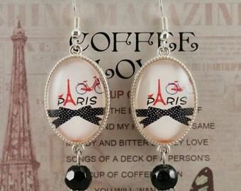 Earrings Paris sera toujours Paris