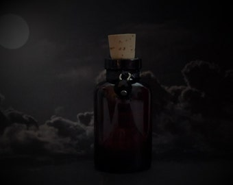 VAMPIRE CLOAKING Ritual, Anointing Oil, Potion, Elixir, Fragrance Oil, Candle Dressing Oil, *Exclusive Blend* - Wicca, Witchcraft ~ 6 ml