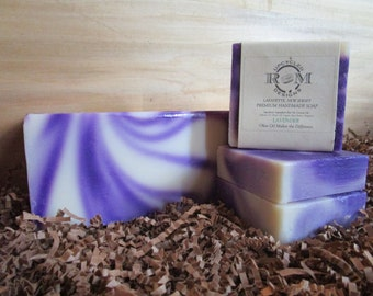 Lavender - Olive Oil Soap