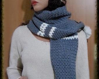Scarf long, long scarf
