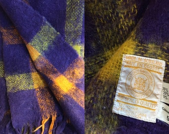 Hudson Bay wool throw