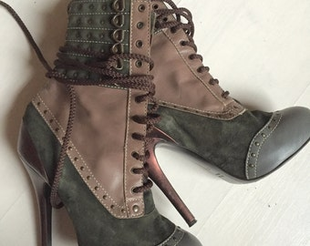 Antonio Marras. Boots. 39. Used once!!