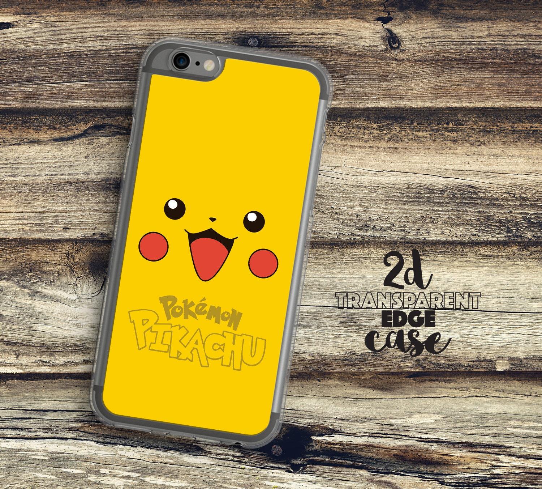 IPhone 6s Case Pikachu Pokemon Iphone Se Cute Teens 7 Colorful X Beautiful 5 LU105