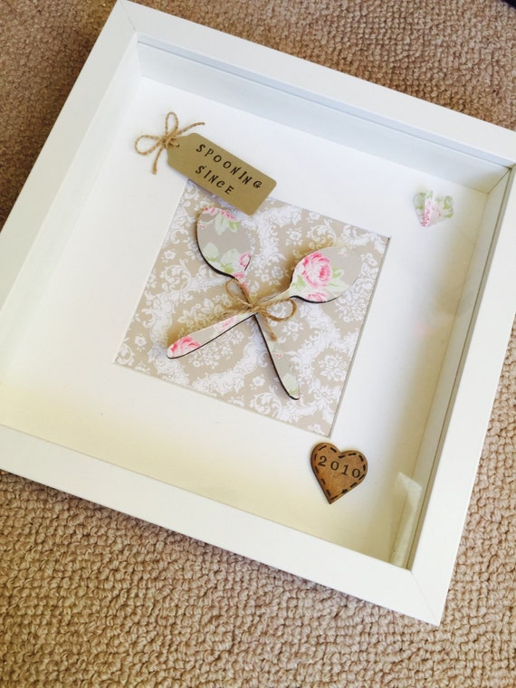 Wedding Gift Box Frame : ... since box frame, valentines gift/ anniversary gift/ wedding gift