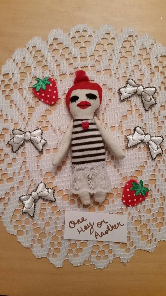 Envy mini art doll