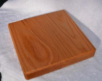 Oak Cutting Board Etsy