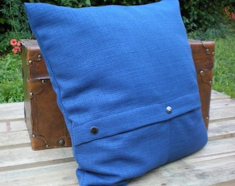 handmade pillow cover