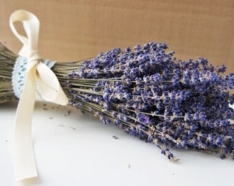 Orgainic dried lavender bunch, natural dried Lavender, dried lavender, potpourri lavender, wedding decor flowers, dried flower arrangement