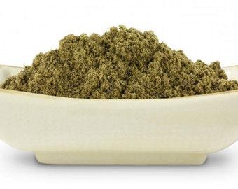 Neem Leaf Powder Clears Acne & Dark Pigmentation 1oz or 2oz