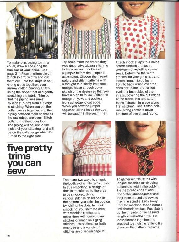How-to-Book de la simplicidad, todo sobre costura para niños ...