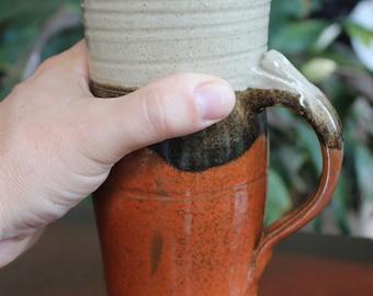 Extra Tall Stoneware Mug