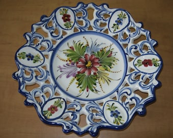 "Portugal Decorative Plate ""Beauitful"""