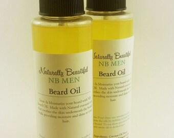 NB Men Beard Oil