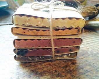 Organic Soap Sampler~