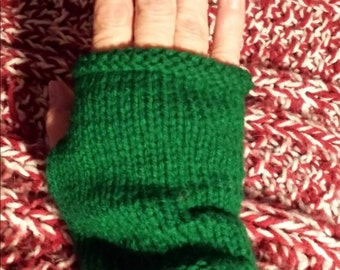 Wristers fingerless gloves