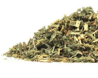 ORGANIC AGRIMONY HERB, Sold by weight in 1/2 or 1 ounce packages. Certified Organic and Kosher.