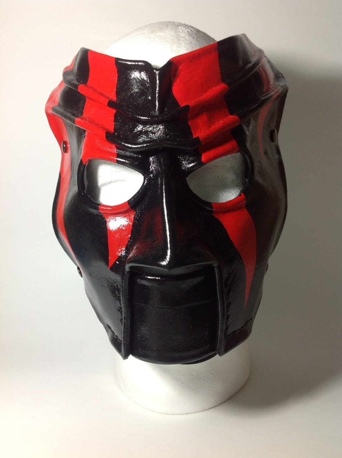 leather kane mask replica 20002002 version 3 halloween