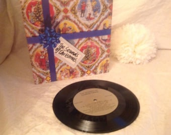 The Sounds of Christmas 45 Record 1980's