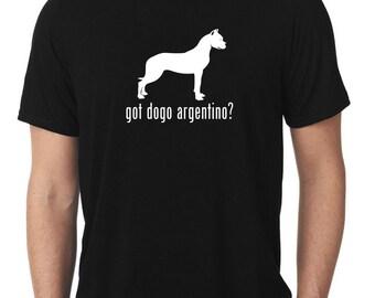 Got Dogo Argentino T-Shirt T1197