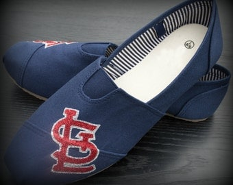 St. Louis Cardinals Shoes, Cardinals Shoes, St. Louis Cardinals, Shoes