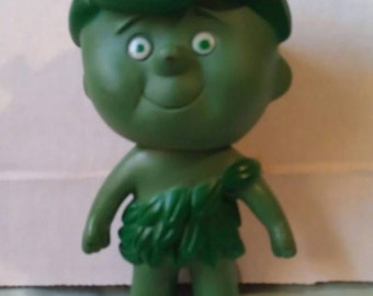 Sprout Jolly Green Giant Vegetables Little Friend Sprout Figure