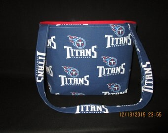 Titans purse