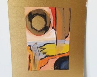 "Mixed Media Painting ""Texture 14"""