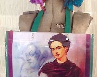 Mexican Frida Kahlo inspired Purse