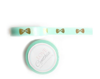 Bow Washi Tape - Exclusive Design