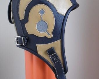 aviator hat sewing pattern, steampunk hat  PDF pattern