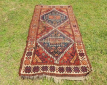 Unique Burgundy Rug Related Items Etsy