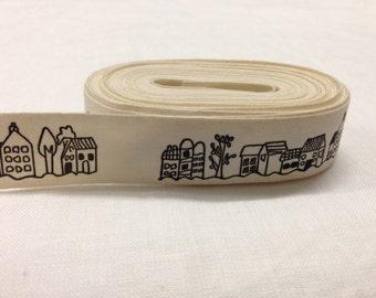 Embellished cotton tape casette 20 mm