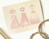 Indian Bride / Bridesmaid | Will You Be My Bridesmaid?