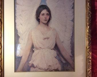 Angel, 1889 Abbott Handerson Thayer