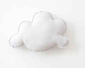Cloud Cushion, Nursery Cushion, Kids Bedroom Cushion, Cushion, Pillow, Bedroom Cushion