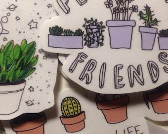 Plant Life Sticker Pack (10)