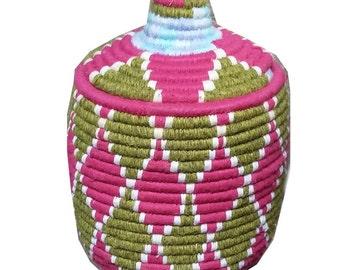 MOLLY woven basket