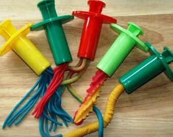 Dough Tools - dough extruders (gun) set of 5